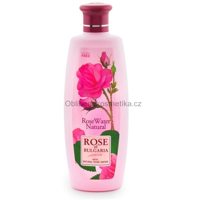 Růžová pleťová voda Rose of Bulgaria 330 ml Biofresh