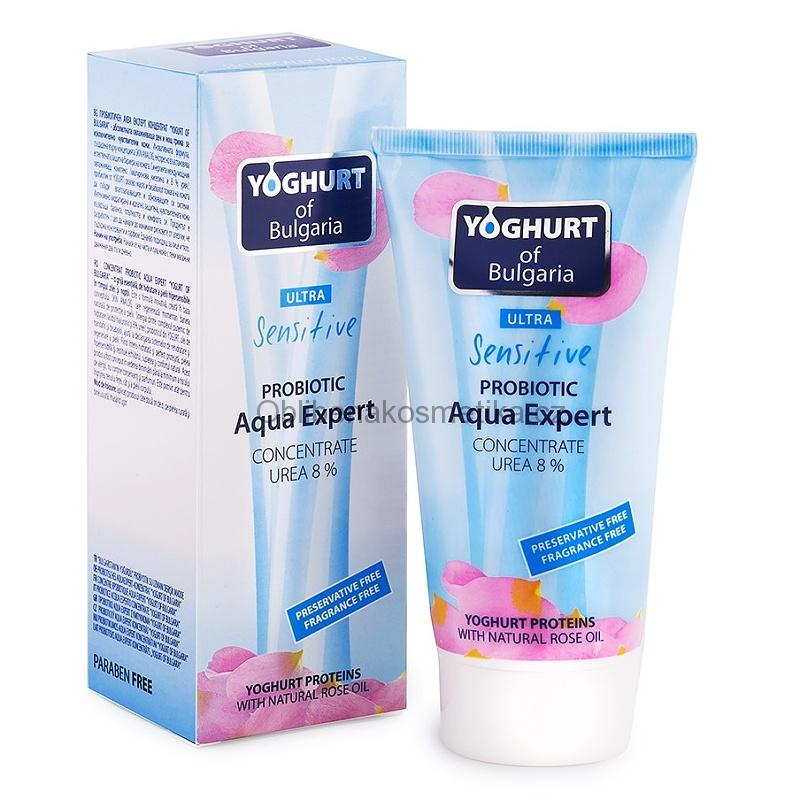 Probiotický krém Aqua Expert Concentrate Urea 8% 150ml BioFresh