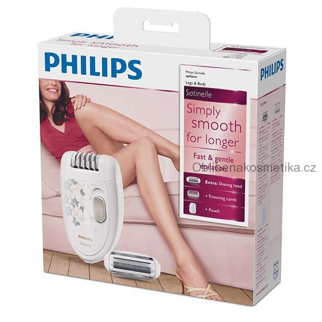 Epilátor Philips Satinelle HP6423/00