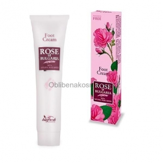 Krém na nohy Rose of Bulgaria 75ml BioFresh