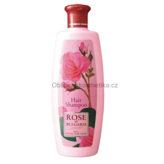 Šampon na vlasy Rose of Bulgaria 330 ml BioFresh