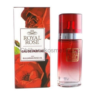 Dámský Eau de Parfum Royal Rose 50 ml BioFresh
