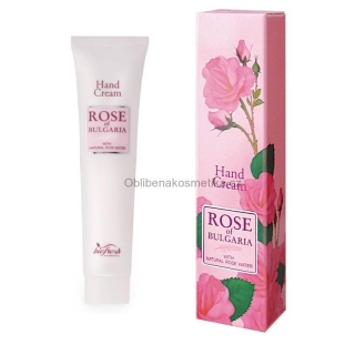 Krém na ruce Rose of Bulgaria 75ml BioFresh